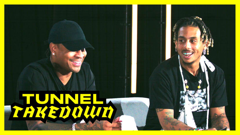 Allen Iverson Reminds Us Why He's The Best Dressed NBA Player Ever | Tunnel Takedown