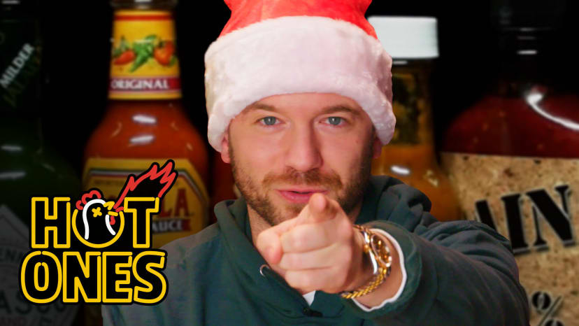 The Hot Ones Holiday Special 2019 | Hot Ones
