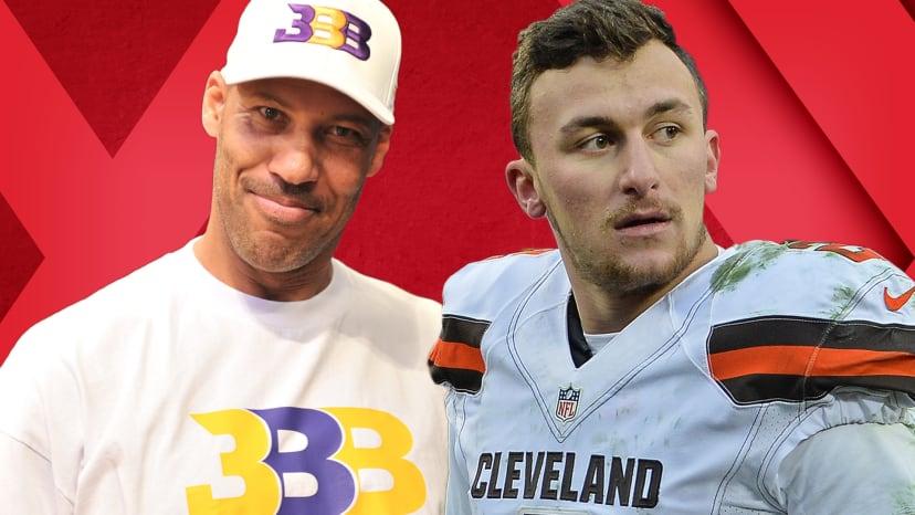 Manziel Bipolar, Making Comeback; LaVar Warns Lakers; Coke-Pushing Pitcher | Out of Bounds