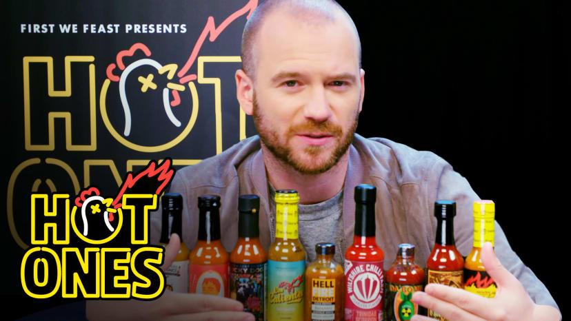Sean Evans Reveals the Season 9 Hot Sauce Lineup | Hot Ones