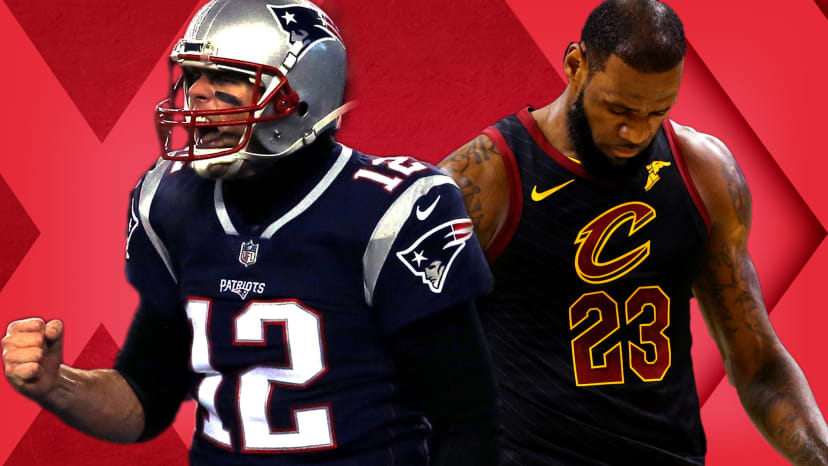 Cavs Hot Mess; Racism in Sports? Tom Brady Only Star Left | Out of Bounds