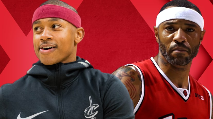 Isaiah Thomas Trade; Gronk Going Hollywood?; Special Guest Kenyon Martin | Out of Bounds