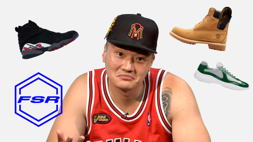 China Mac Explains How to Smuggle Sneakers Into Prison  | Full Size Run