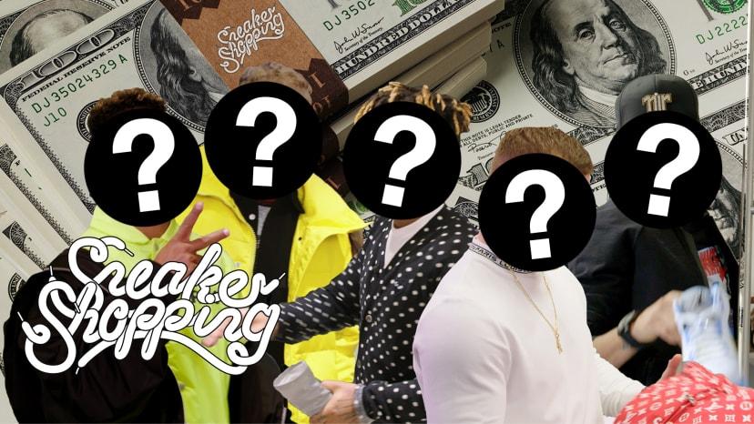 Sneaker Shopping's Top Five Spending Sprees | Sneaker Shopping