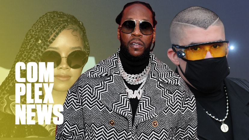 Rappers React To Making It (& Not Making It) To Obama's Summer Playlist at the MTV VMA Red Carpet
