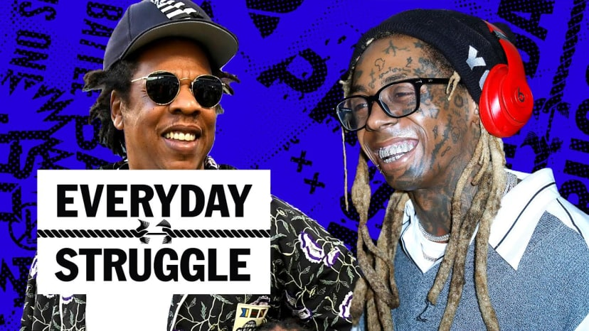 Jay-Z Sends Mixed Messages at Super Bowl? French vs. 50, Wayne's 'Funeral' Album | Everyday Struggle