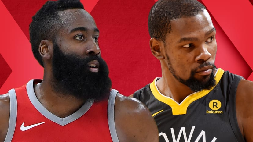 Kevin Durant and Warriors in Championship Form; Is James Harden the NBA's Best One-on-One Player? |