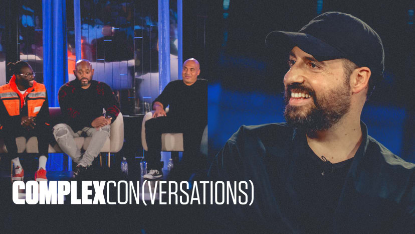 Disrupting The Future: How Collaboration Propels Culture: ComplexCon(versations)