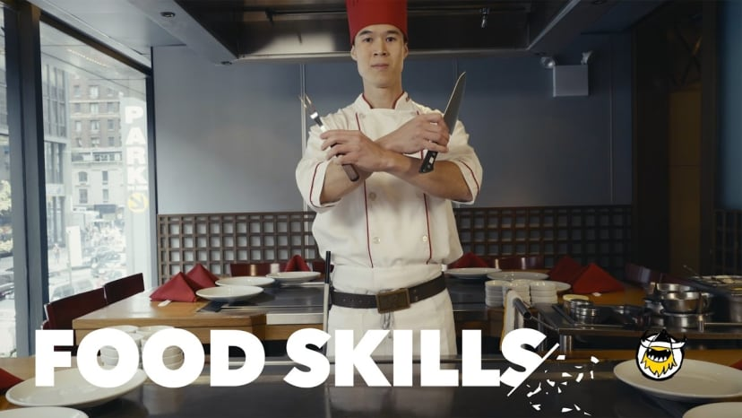 benihana-food-skills