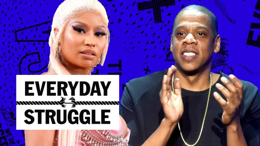 Jay-Z Upset w/ Kaepernick?, Meek Mill's Top 5, Nicki's Flowers Long Overdue? | Everyday Struggle