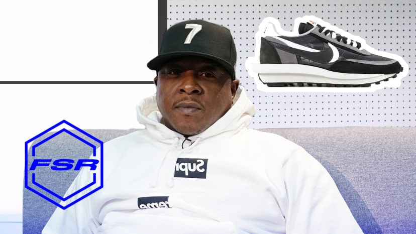 Jadakiss Explains Why He Would've Rather Resold Sneakers