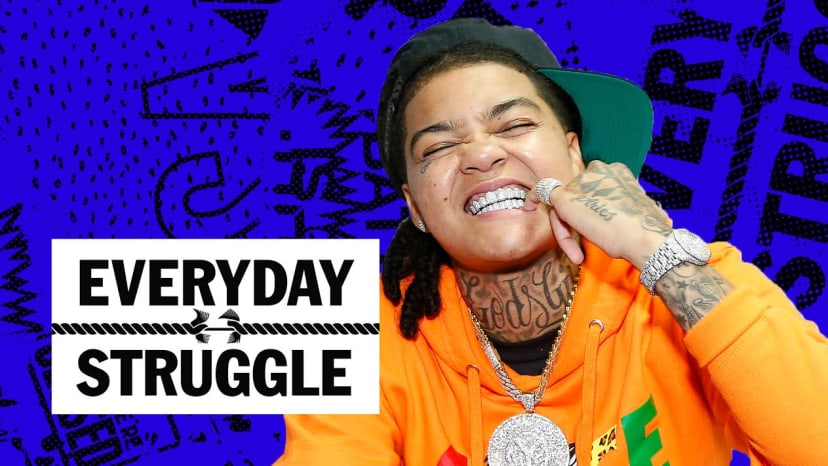 Young M.A Talks New Album, Benefits of Staying Independent & Female Rap Scene | Everyday Struggle