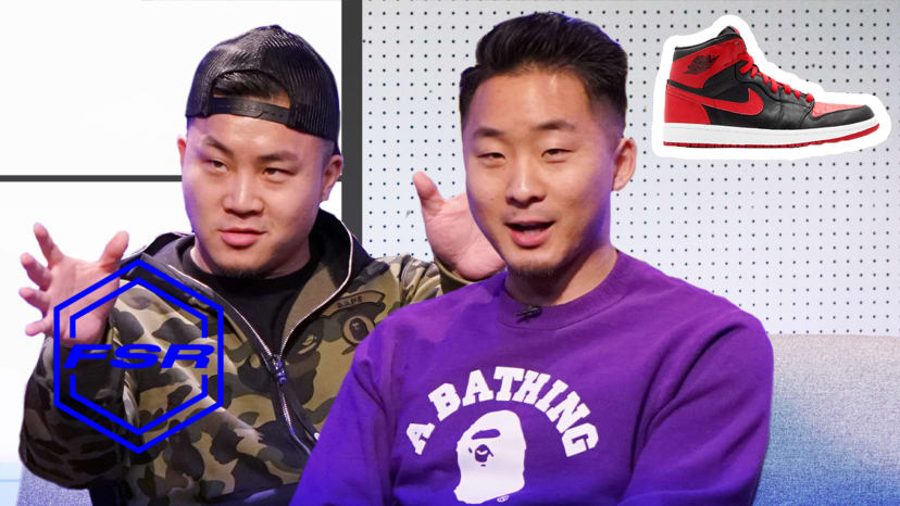 The Fung Bros Bust Myths About Asian Americans and Sneakers