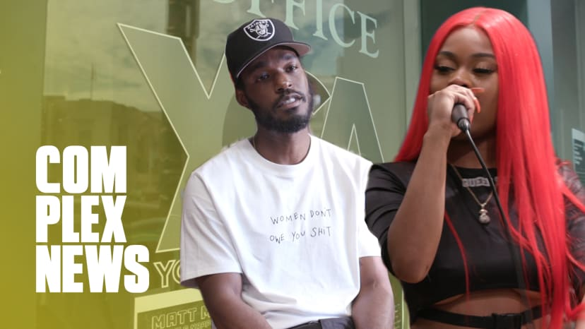 Luke James & Queen Key Join Young Chicago Authors On Day 2 Of Community Week