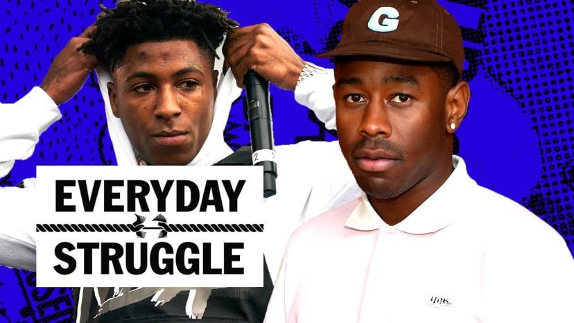 Tyler, The Creator Says Eminem Picks 'Worst Beats Ever,' Youngboy NBA LP Review | Everyday Struggle
