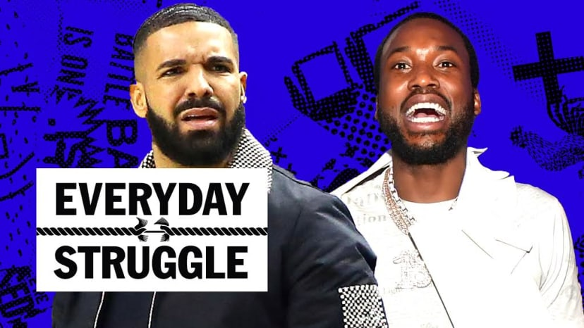Quentin Miller Got 'Sacrificed' in Drake/Meek Beef? Ski Mask Cut from Bieber LP | Everyday Struggle