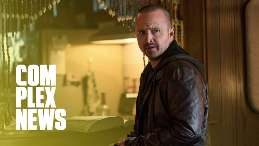 Aaron Paul Plays a Drinking Game While Talking El Camino and What's Next with Bryan Cranston
