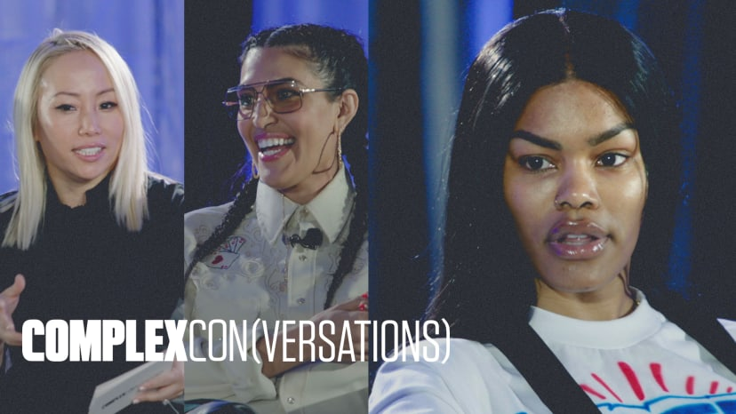 women in streetwear complex conversations