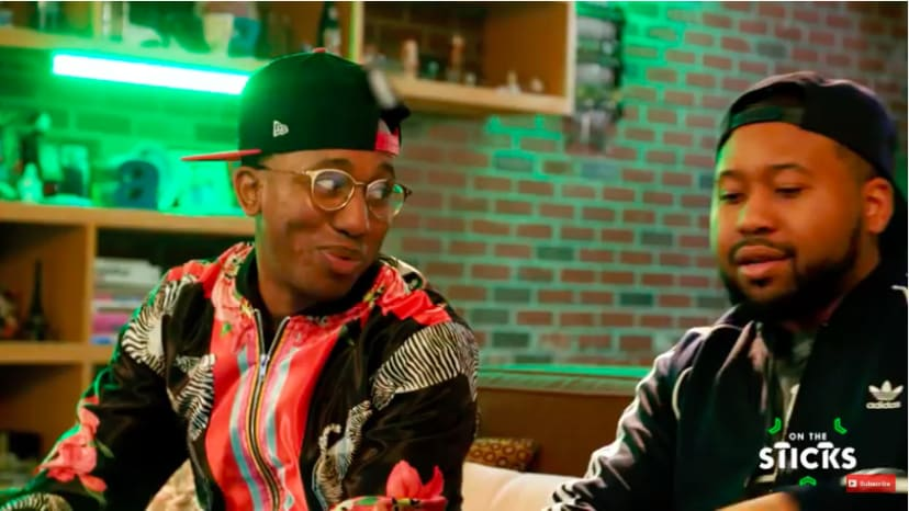 DJ Akademiks and SNL's Chris Redd Face-Off in 'Battlefield V'