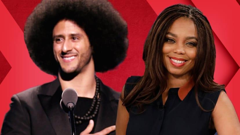 Guest Jemele Hill Talks Trump's Kaepernick Invite, Twitter Threats, and Rockets-Warriors | Out of Bo