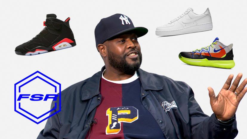 "DJ Clark Kent Shuts Down ""Sneaker Culture""  | Full Size Run"