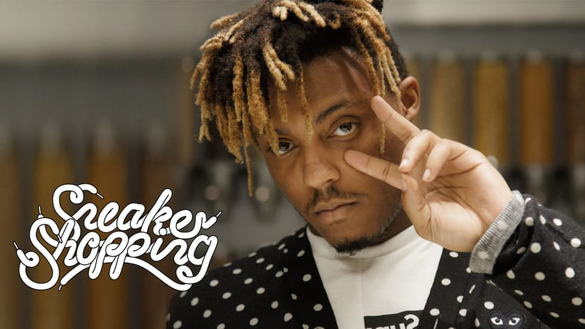 Juice WRLD Goes Sneaker Shopping With Complex | Sneaker Shopping