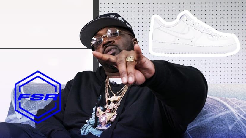 Smoke DZA Crowns Rap's Top Sneakerheads | Full Size Run