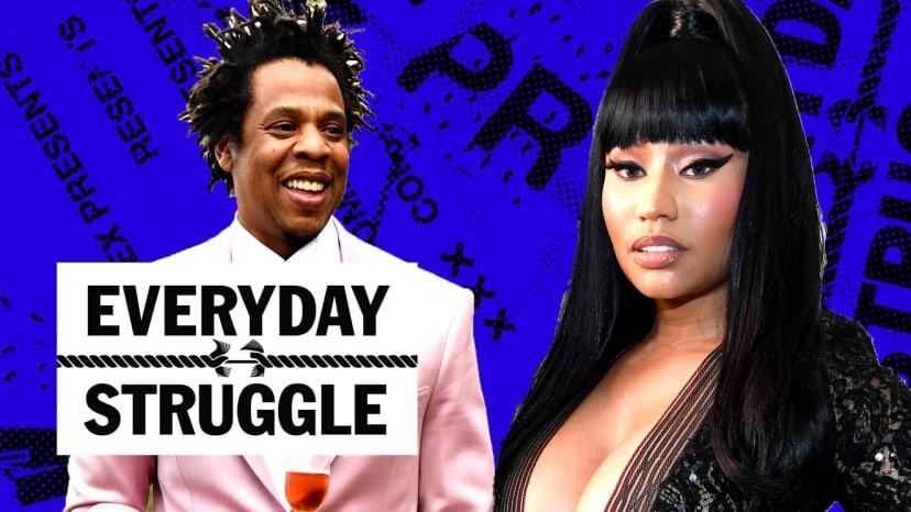 Jay Z Explains Himself, Nicki's Rosa Parks Lyric, Billie Eilish on Rapper Lies | Everyday Struggle