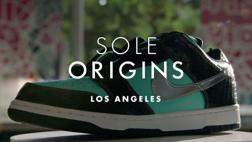 Los Angeles' Sneaker Rise in Skateboarding Culture | Sole Origins