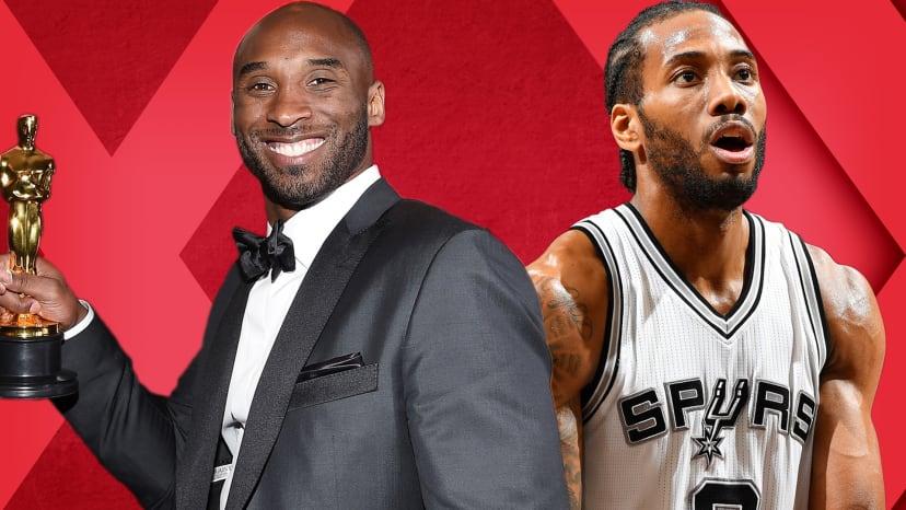 Kobe Wins an Oscar; Does Kawhi Deserve a Signature Shoe? | Out of Bounds