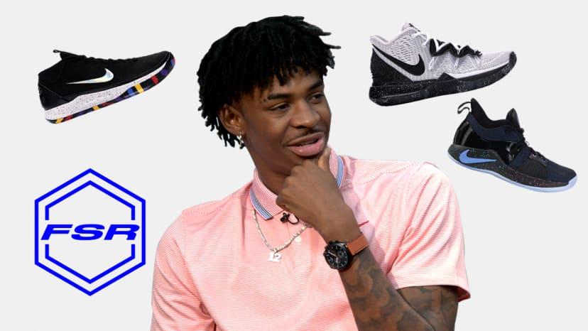 Ja Morant Reveals Why He Signed to Nike  | Full Size Run