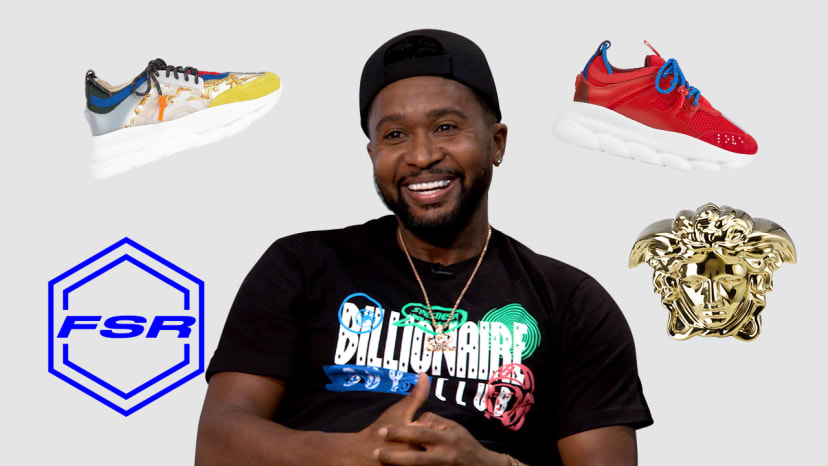 """""""Versace"""" Producer Zaytoven Wants to Know Why They Didn't Give Him a Sneaker 
