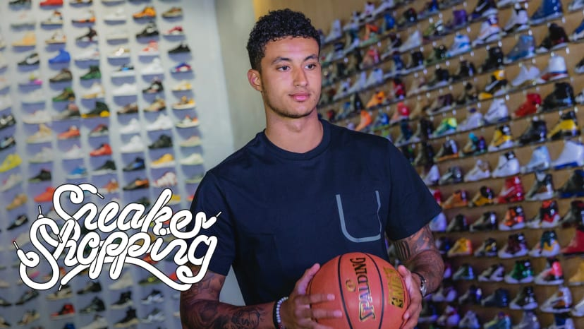 Kyle Kuzma Goes Sneaker Shopping With Complex | Sneaker Shopping