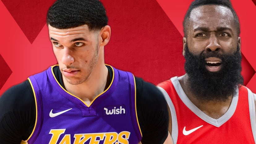 Jazz Ground Rockets; Grading Lonzo Ball; NBA's Top 5 Annoying Celebrity Fans | Out of Bounds