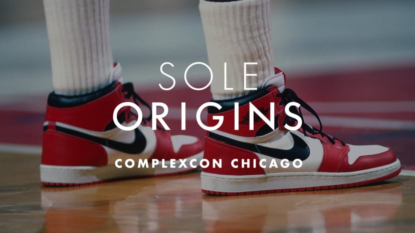 PJ Tucker, Marcus Jordan Talk the History of Air Jordans | Sole Origins