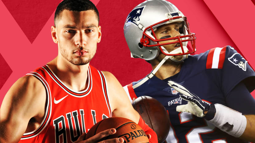 gil and mia name their midseason nfl mvp zach lavine secures the bag out of bounds