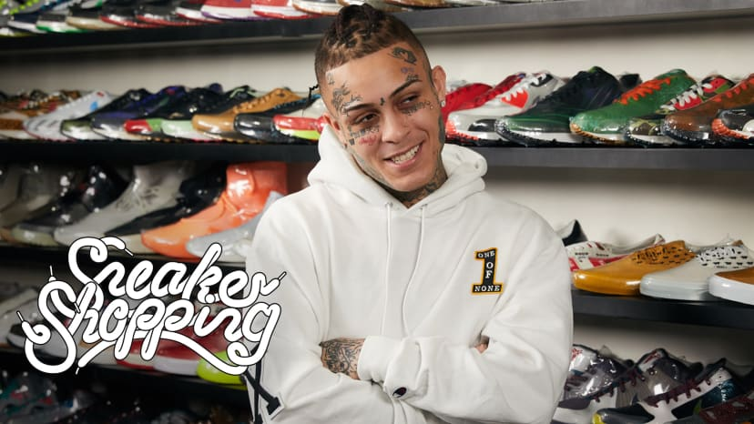 Lil Skies Goes Sneaker Shopping With Complex | Sneaker Shopping