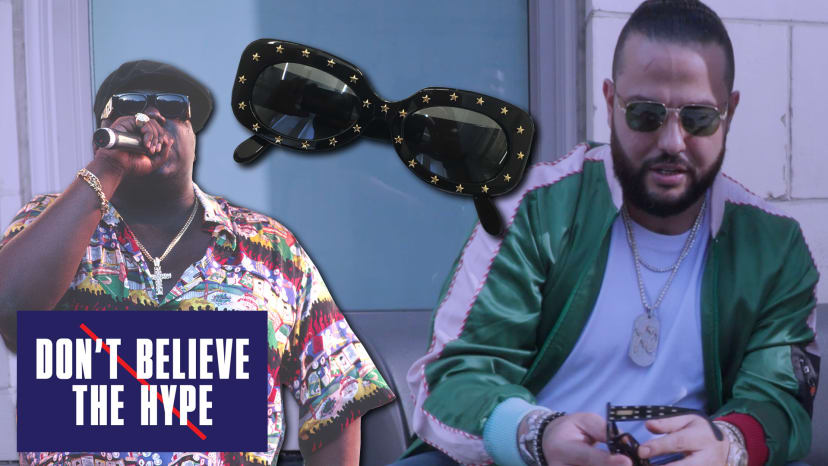 Supreme B.I.G. Sunglasses | Don't Believe The Hype