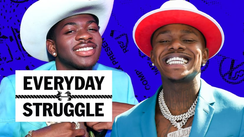 QC's 'Vol. 2,' Lil Nas X Dethroned & DaBaby Says Next LP Will Give Him GOAT Status | Everyday Strugg