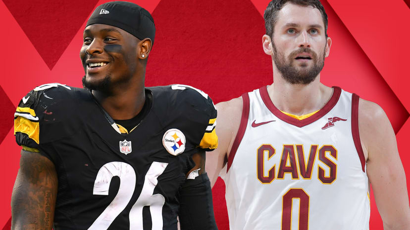 Le'Veon Bell Talks Money; Kevin Love's Mental Health; Clippers' Dating App Deal | Out of Bounds