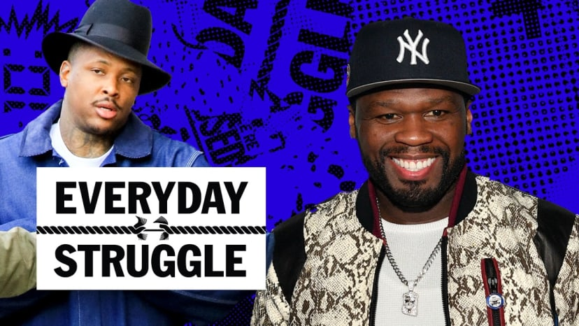 50 vs Young Buck, YG 'Go Loko,' T-Pain Took $20K Advance vs $900K for Longevity | Everyday Struggle