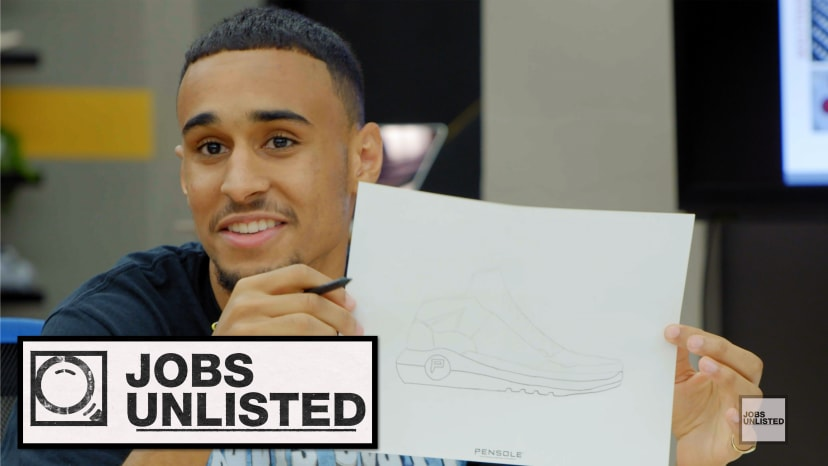 Jobs Unlisted: Sneaker Designer