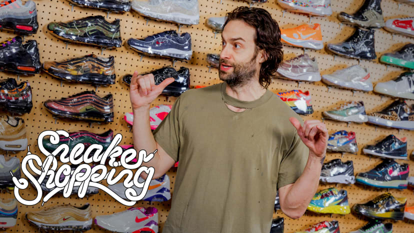 Chris D'Elia Goes Sneaker Shopping With Complex | Sneaker Shopping