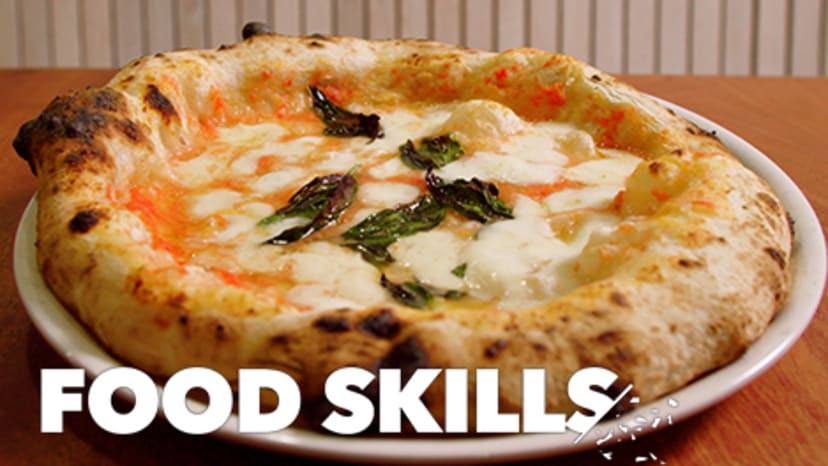 Why Pizza Purists Love Neapolitan-Style Pies | Food Skills
