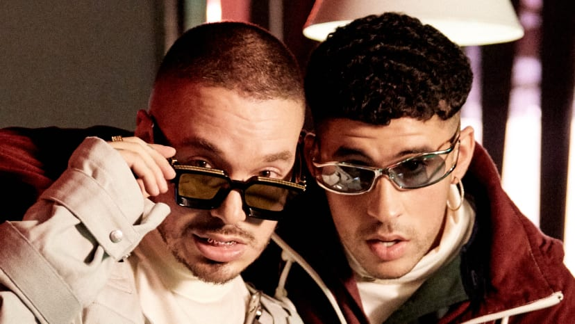 Bad Bunny and J Balvin Cover Story