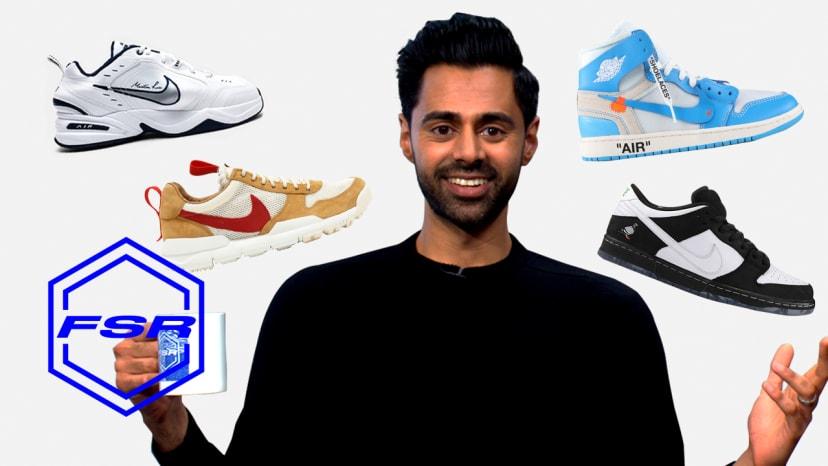 Hasan Minhaj Debunks Sneaker Hype | Full Size Run