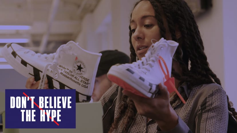 Virgil's Off-White x Converse Chuck 70: Don't Believe the Hype