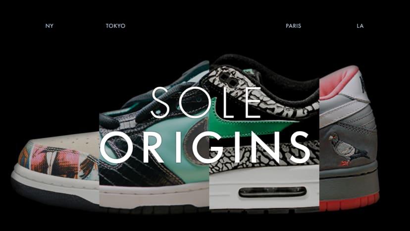 ComplexCon's Rarest Sneaker Giveaway   Sole Origins