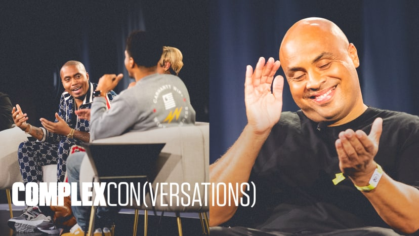 ComplexCon(versations): 'Belly'