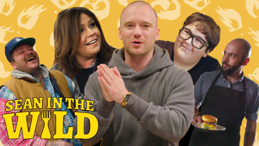 Sean Evans Shares the Best How-To Moments from 50 Episodes of Sean in the Wild   Sean in the Wild